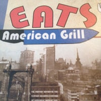 Das Foto wurde bei Eats American Grill von Kathryn B. am 5/6/2012 aufgenommen
