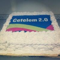 Das Foto wurde bei Cetelem Bank von Anna C. am 8/7/2012 aufgenommen