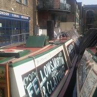 รูปภาพถ่ายที่ London Canal Museum โดย Martin S เมื่อ 5/22/2012
