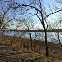 Foto tomada en Riverside Park por Toni B. el 1/22/2013