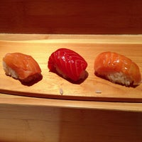 Das Foto wurde bei Sushi Yasuda von Sajid M. am 9/29/2012 aufgenommen