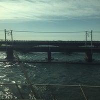 2/8/2017にNaoが東海道新幹線 第三浜名橋梁で撮った写真