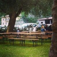 Photo prise au Ristorante Pizzeria Dal Pescatore par Emanuele P. le7/6/2013