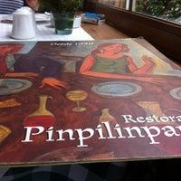 Снимок сделан в Pinpilinpausha пользователем Andres P. 10/6/2012