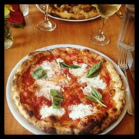 Photo taken at Pizzeria Bianco by Johannes M. on 7/27/2013
