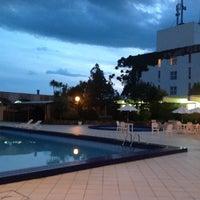 Foto tirada no(a) Laje de Pedra Resort Hotel por João Pedro C. em 10/20/2012