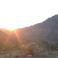 Photo taken at Phoenix Mountains Park and Recreation Area by Jana M. on 2/18/2013