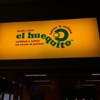 Foto tomada en El Huequito por Pablo U. el 7/24/2013