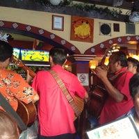 Снимок сделан в La Parrilla Cancun пользователем Viviana G. 2/13/2013