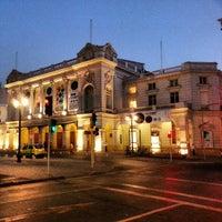 1/19/2013 tarihinde Felipe P.ziyaretçi tarafından Teatro Municipal de Santiago'de çekilen fotoğraf