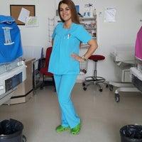 Foto scattata a Pamukkale Üniversitesi Yeni Doğan YBÜ da dilek t. il 10/17/2015