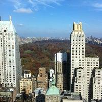 Foto diambil di Le Parker Méridien New York oleh Jay K. pada 11/18/2012