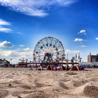 7/26/2013にRobert S.がConey Island Beach & Boardwalkで撮った写真