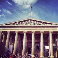 Foto scattata a British Museum da Nicholas B. il 10/6/2013