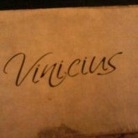Foto tirada no(a) Vinicius por Guilherme A. em 9/22/2012