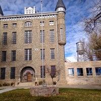11/8/2014에 Michelle L.님이 Wyoming Frontier Prison Museum에서 찍은 사진