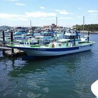 7/7/2013に麻宮  .が金沢八景 忠彦丸 釣船・釣宿で撮った写真
