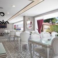 Снимок сделан в Ali Baba Restaurant & Nargile пользователем Ali Baba Restaurant & Nargile 11/17/2014