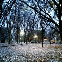 Photo prise au Trinity Bellwoods Park par Jordan S. le11/16/2014