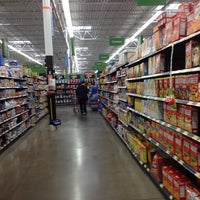 Снимок сделан в Walmart Supercenter пользователем Helen D. 10/23/2013