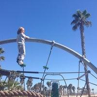 Foto tomada en South Beach Park por Sarah E. el 9/28/2013
