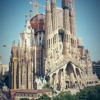 Foto tirada no(a) Sagrada Família por Vasili Z. em 9/22/2012