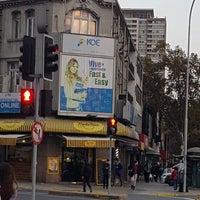 Photo prise au Kiosco Roca par J. Pablo V. le5/9/2018