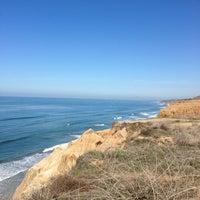 Das Foto wurde bei Torrey Pines State Beach von Mark R. am 2/23/2013 aufgenommen