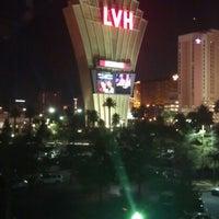 9/29/2012 tarihinde Matthew M.ziyaretçi tarafından LVH - Las Vegas Hotel & Casino'de çekilen fotoğraf