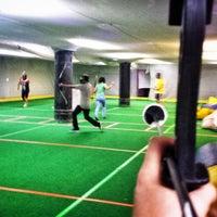7/30/2014 tarihinde Doctor K.ziyaretçi tarafından Indoor Extreme Sports'de çekilen fotoğraf