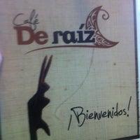 Das Foto wurde bei Café de Raíz von Alfredo L. am 9/29/2012 aufgenommen