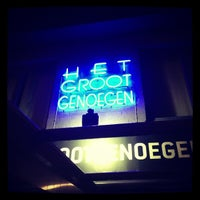 Photo prise au 't Groot Genoegen par FlinsouZ le6/20/2013