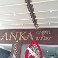 6/21/2013 tarihinde pinar s.ziyaretçi tarafından Anka Coffee and Bakery'de çekilen fotoğraf