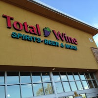 Photo taken at Total Wine & More by Ricky P. on 5/15/2013