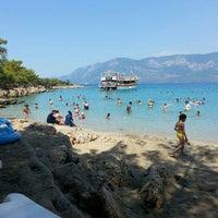 Das Foto wurde bei İncekum von Eftal Ç. am 8/19/2015 aufgenommen
