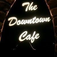 Снимок сделан в The Downtown Cafe пользователем Ronald 9/18/2013