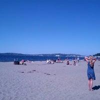 7/3/2013 tarihinde Dan L.ziyaretçi tarafından Alki Beach Park'de çekilen fotoğraf