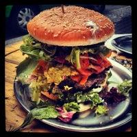 Das Foto wurde bei Berlin Burger International von Thomas L. am 8/17/2013 aufgenommen