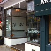 รูปภาพถ่ายที่ Moo Milk Bar โดย Graham R. เมื่อ 10/6/2012