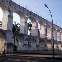 Das Foto wurde bei Arcos da Lapa von Fabiano F. am 3/8/2013 aufgenommen