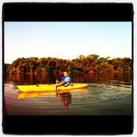 Foto scattata a White Rock Lake Park da Oscar E. il 9/22/2012