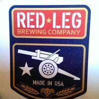 11/30/2013 tarihinde Todd C.ziyaretçi tarafından Red Leg Brewing Company'de çekilen fotoğraf