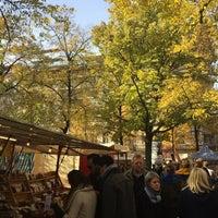 Foto tomada en Wochenmarkt Boxhagener Platz por Crème B. el 10/24/2015