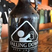 Снимок сделан в Falling Down Beer Company пользователем J_Stoz 9/23/2017