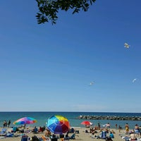 Photo Taken At Presque Isle Beach 6 By Graciepgh On 8 7 2016