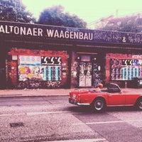 Photo prise au Waagenbau par Sebastian T. le8/29/2013