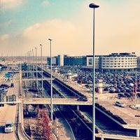 Das Foto wurde bei Hamburg Airport Helmut Schmidt (HAM) von Sebastian T. am 4/16/2013 aufgenommen