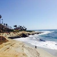 Снимок сделан в La Jolla Beach пользователем Bryan F. 5/19/2015