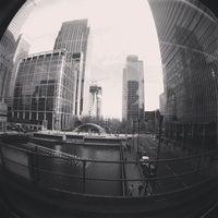 1/26/2013 tarihinde Philip L.ziyaretçi tarafından Canary Wharf'de çekilen fotoğraf