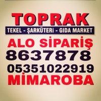 Снимок сделан в TOPRAK Tekel 7/24 пользователем T🅾PR🅰K M. 6/23/2015